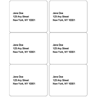 Avery 5164 Compatible Shipping Labels (100 sheets, 6 labels per Sheet)