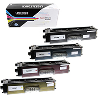 Compatible Brother TN336 Toner Cartridge High Yield Color Set