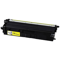 Brother TN433Y Compatible High Yield Yellow Toner Cartridge