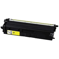 Brother TN439Y Compatible Ultra High Yield Yellow Toner Cartridge