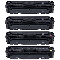 Canon 045H Compatible High Yield Toner Cartridge Color Set
