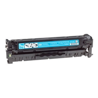 HP CC531A (HP 304A) OEM Cyan Toner Cartridge