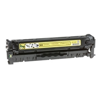 HP CC532A (HP 304A) OEM Yellow Toner Cartridge