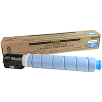 Canon GPR-51C Compatible Cyan Toner Cartridge