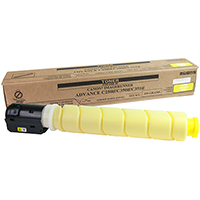 Canon GPR-51Y Compatible Yellow Toner Cartridge