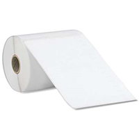 "Dymo Compatible 1744907 4"" x 6"" Shipping Labels (220 Labels per Roll)"