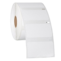 "Dymo Compatible 30334 2.25"" x 1.25"" Medium Multipurpose Labels (1000 Labels per Roll)"