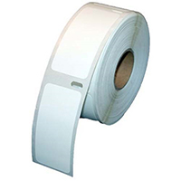 "Dymo Compatible 30336 1"" x 2.1"" Small Multipurpose Labels (500 Labels per Roll)"