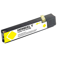 HP D8J09A (HP 980) Compatible Yellow Ink Cartridge