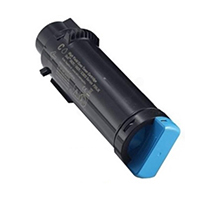 Dell 593-BBOX Compatible High Yield Cyan Toner Cartridge