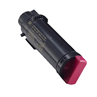Dell 593-BBOY Compatible High Yield Magenta Toner Cartridge