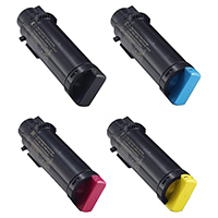 Dell S2825 Compatible Toner Cartridge Color Set