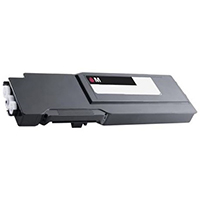 Dell 593-BCBE Compatible High Yield Magenta Toner Cartridge