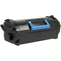 Dell 593-BBYU Compatible Extra High Yield Black Toner Cartridge