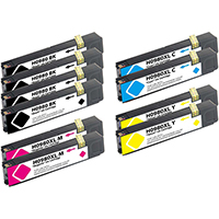 HP 980 Compatible Ink Cartridge 10-Pack