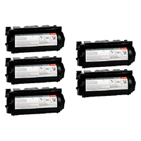 IBM 75P4302 Compatible Toner Cartridge 5-Pack