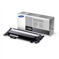 Samsung CLT-K406S OEM Black Toner Cartridge