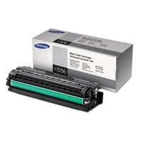 Samsung CLT-K506S OEM Black Toner Cartridge