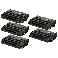 Panasonic UG-5550 Compatible Set of Five Cartridges Value Bundle