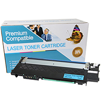 Cyan Toner Cartridge Compatible With Samsung CLT-C404S