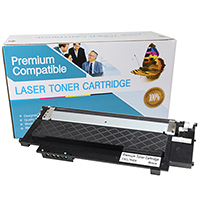 Black Toner Cartridge Compatible With Samsung CLT-K404S