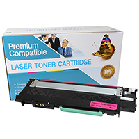 Magenta Toner Cartridge Compatible With Samsung CLT-M404S