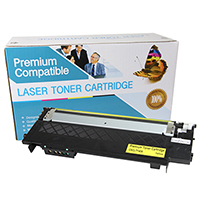Yellow Toner Cartridge Compatible With Samsung CLT-Y404S