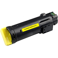 Xerox 106R03692 Compatible Extra High Yield Yellow Toner Cartridge