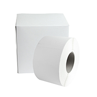 "Zebra Compatible 4"" x 6"" Thermal Labels (3"" Core, 1000 Labels per Roll)"