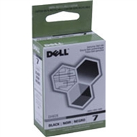 Dell DH828 OEM Black Ink Cartridge