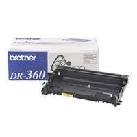 Brother DR360 OEM Black Drum Unit