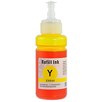 Epson T664420 Compatible Yellow Ink Bottle