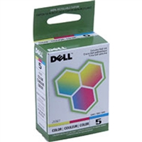 Dell J5567 OEM Color Ink Cartridge