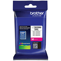 Genuine Brother LC3029M Magenta Ink Cartridge - OEM