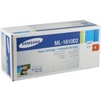 Samsung Genuine OEM ML-1610D2 ML-2010D3 Black Toner Cartridge