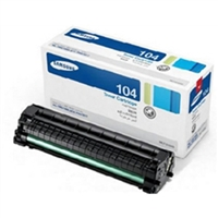 Samsung MLT-D104S OEM Black Toner Cartridge