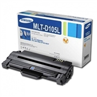 Samsung MLT-D105L OEM High Yield Black Toner Cartridge