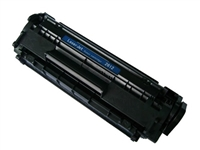 HP Q2612A (HP 12A) Compatible Black MICR Toner Cartridge (For Check Printing)