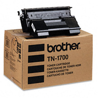 Brother TN1700 OEM Black Toner Cartridge