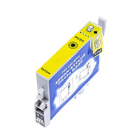 Epson T054420 Remanufactured Yellow Ink Cartridge