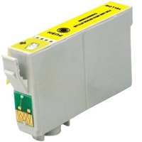 Epson T068420 Remanufactured Yellow Ink Cartridge