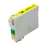 Epson T078420 Remanufactured Yellow Ink Cartridge