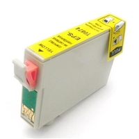 Epson T087420 Remanufactured Yellow Ink Cartridge