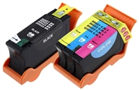 Dell P513, V315 Compatible Two Pack Ink Cartridge Value Bundle