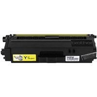 Brother TN331Y OEM Yellow Toner Cartridge
