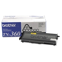 Brother TN360 GENUINE Black Toner Cartridge