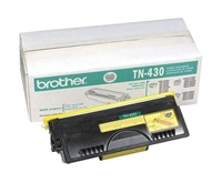 Brother TN430 OEM Black Toner Cartridge