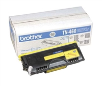 Brother TN460 OEM High Yield Black Toner Cartridge
