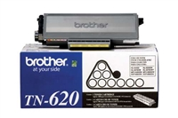 Brother TN620 OEM Black Toner Cartridge