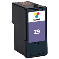 Lexmark 18C1429 (No. 29) Remanufactured Color Ink Cartridge